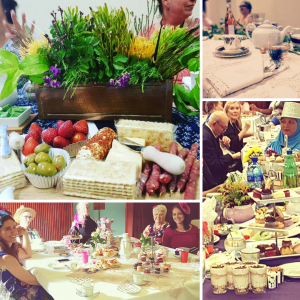 Friends of Vista Nova High Tea 2018